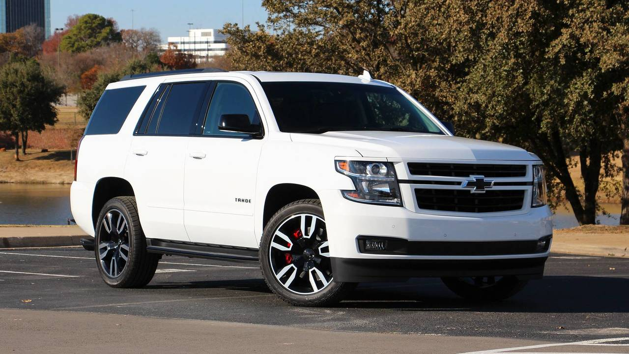 2018 Chevrolet Tahoe Rst For Sale >> 2018 Chevy Tahoe RST: First Drive | Motor1.com Photos
