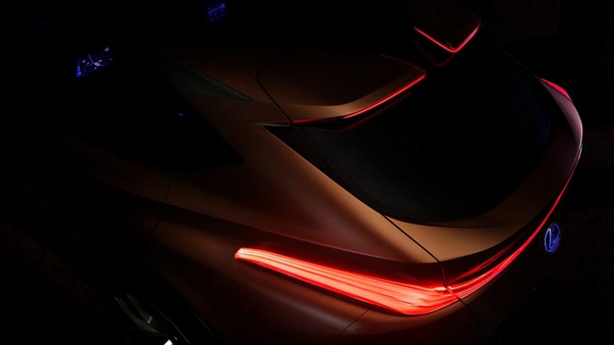 Lexus LF-1 Limitless, un nuovo SUV al Salone di Detroit