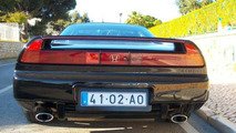 1993 Honda NSX previously owned by Ayrton Senna 09.08.2013