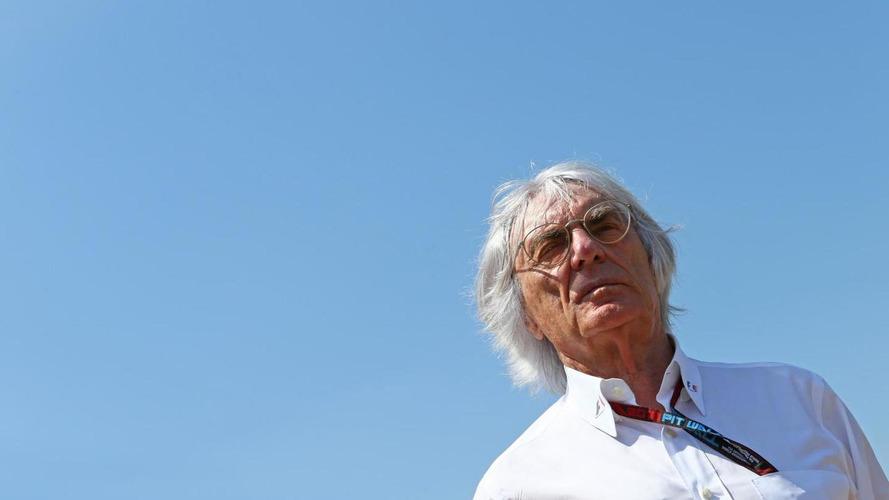 Ecclestone denies releasing 2014 calendar