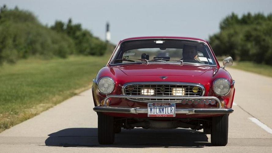 1966 Volvo P1800 owner clocks almost three million miles