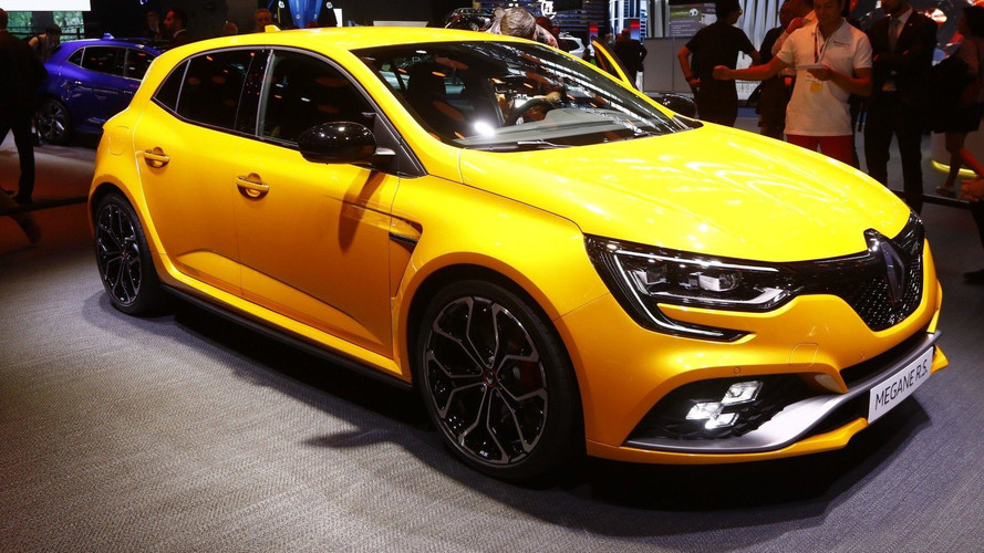 Renault shows off hot Megane RS in new film