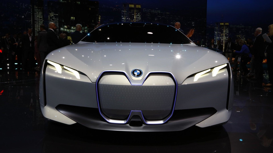 BMW i Vision Dynamics official images