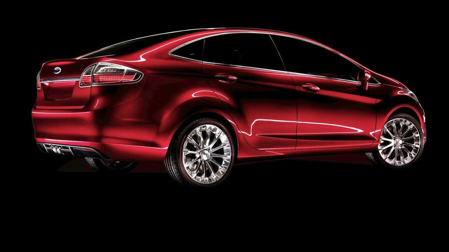 Ford Confirms Fiesta Sedan & Hatchback For The USA