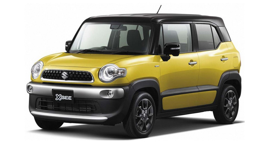 Suzuki Xbee Is The Quirky, AWD Hybrid Crossover You Can't Have
