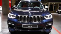 2018 BMW X3 M40i at Frankfurt Motor Show