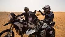 Triumph Tiger Tramontana Rally Panáfrica