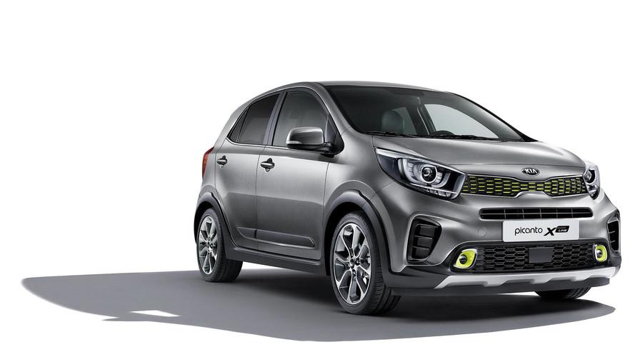 SUV-Inspired Kia Picanto Launches At Frankfurt