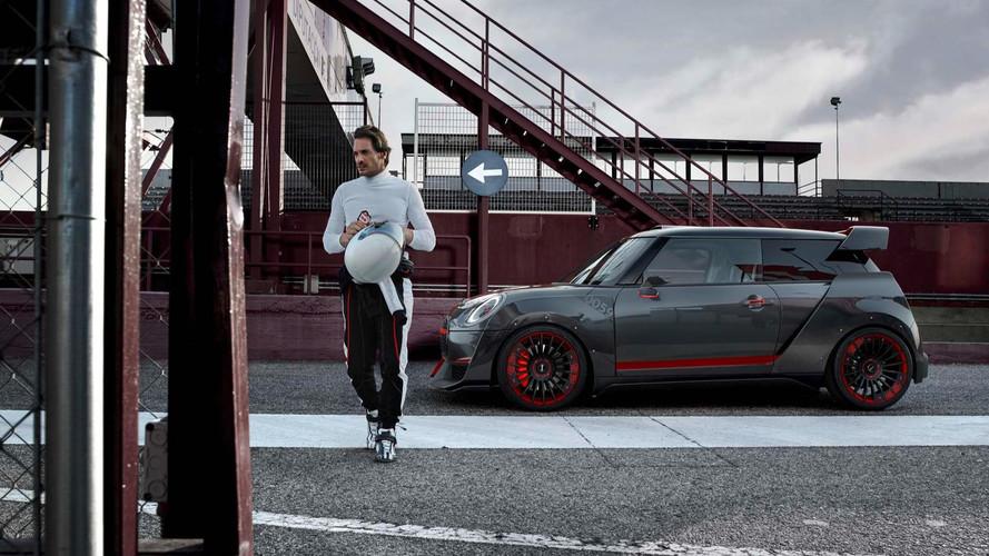 MINI John Cooper Works GP Concept, directo al circuito