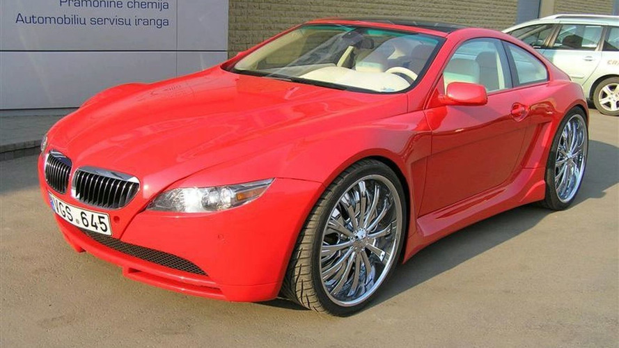 Lithuanian AG Excaliber Creator Also Pimps the BMW 6-series