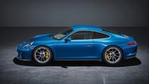 Porsche 911 GT3 Touring Package 2018 (fotos filtradas)