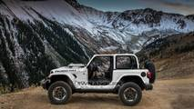 2018 Jeep Wrangler in Bright White Clear Coat