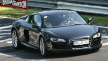 Audi R8 V10 at Nurburging