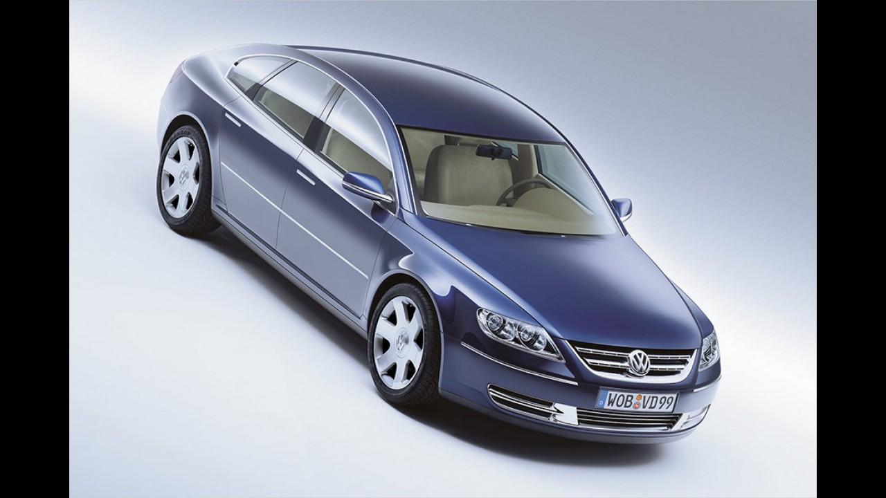 1999: Volkswagen Concept D