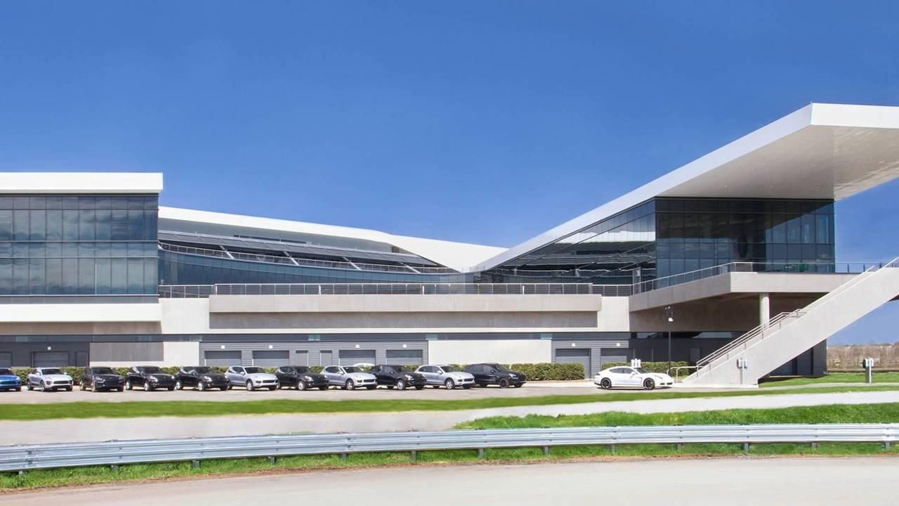 Porsche Experience Center in Atlanta