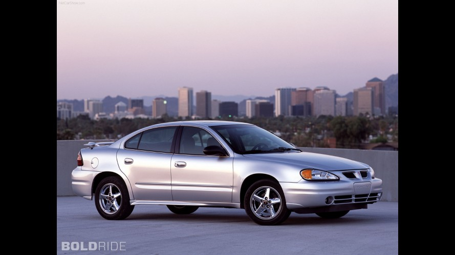 Pontiac Grand Am SE Sedan