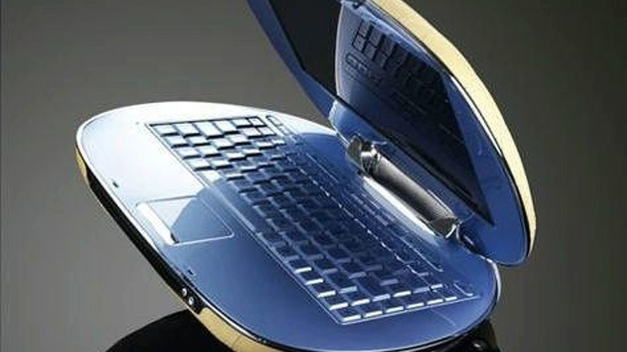 Bentley Branded Laptop by Ego Lifestyle Debuts at BIMS