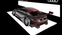 2012 Audi A5 DTM rendering 15.7.2011