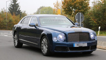 2016 Bentley Mulsanne LWB spy photo