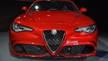 2017 Alfa Romeo Giulia US Spec