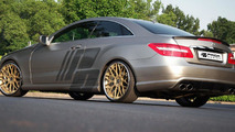 Mercedes E-Class Coupe by Prior Design 25.05.2011