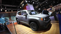 Jeep at 2015 IAA