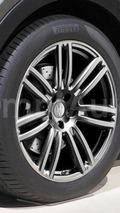 2016 Maserati Levante render