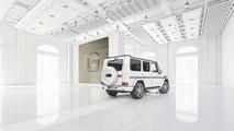 Mercedes G-Class gains new designo options