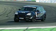 Gemballa Cayenne Aero, Tuner Grand Prix, Hockenheim, Germany, company photos, uploaded 24.02.2010