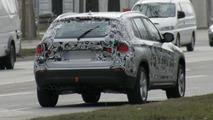 BMW X1 prototype spied in Germany
