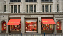 First Ferrari Store in the UK Opens