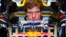 Sebastien Loeb Formula 1 Testing in Silverstone