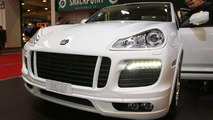 Porsche Cayenne by Techart at 2008 Essen Motor Show