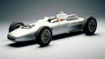 1962 Porsche 804 Formula 1 car, winner of the 1962 French grand prix, 24.06.2010
