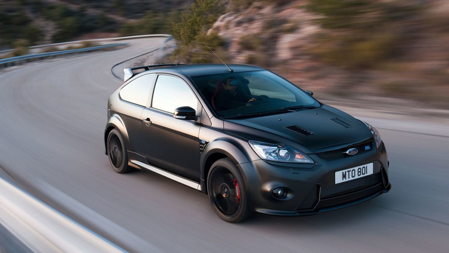 Next-gen Ford Focus RS to get a 350 hp 2.3-liter EcoBoost engine - report