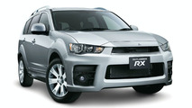 2010 Mitsubishi Outlander RX Special Edition, Australia spec, 10.03.2010