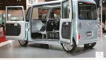 Daihatsu Deca Deca Concept live in Tokyo