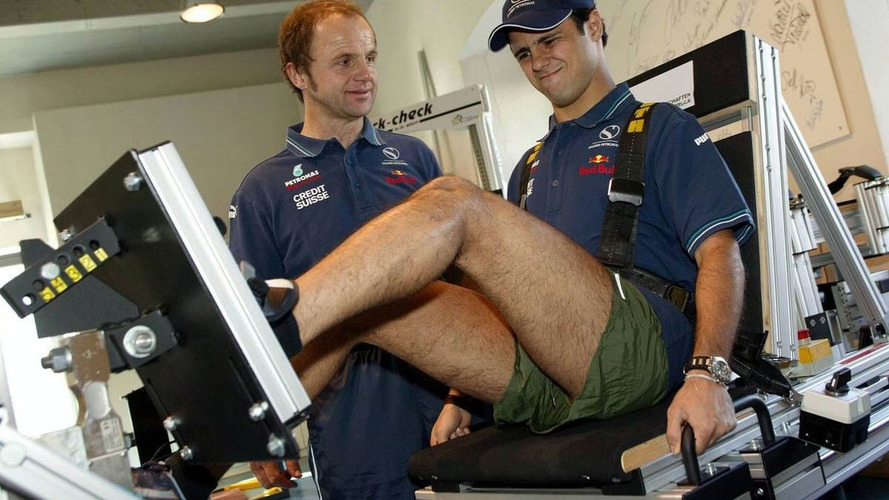 Massa in training for F1 return - boss