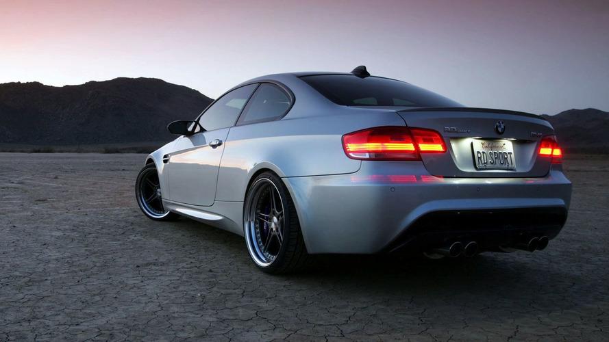 RDSport RS46 - Latest BMW M3 E92 program