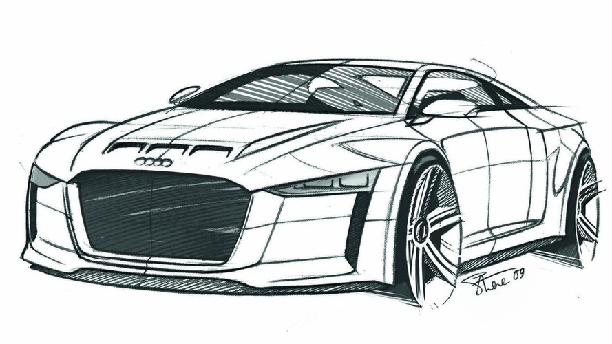 Updated Audi Quattro concept will be based on the A6 - report