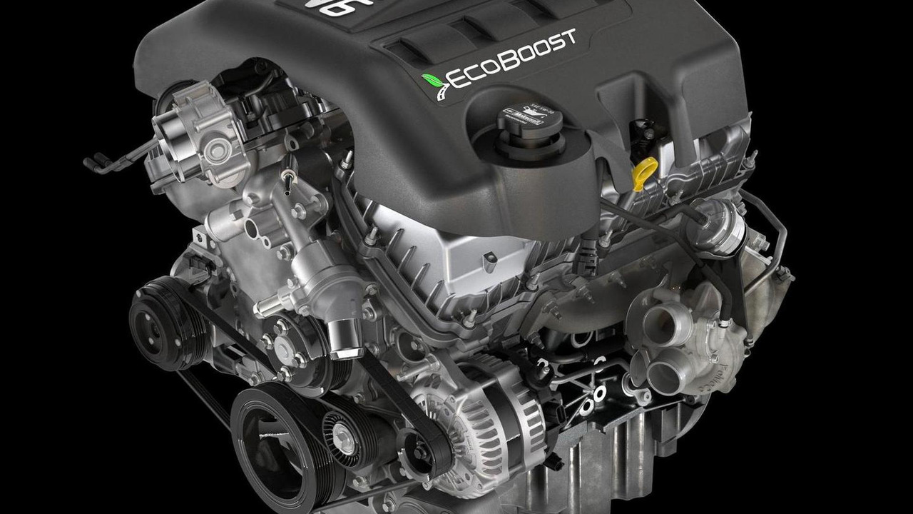 Ford F-150 3.5-liter EcoBoost V6