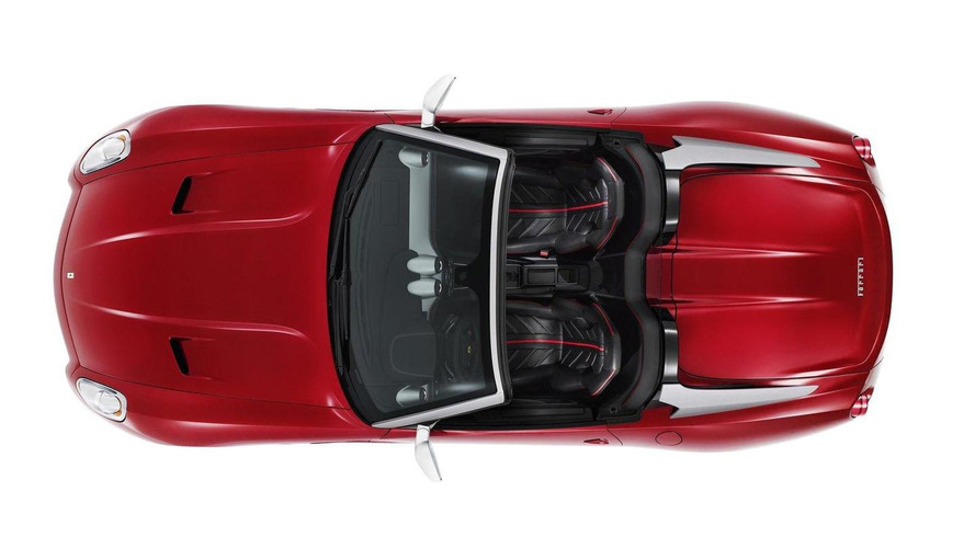 Special edition Ferrari 599 SA Aperta in the flesh [video]