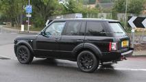 2012 Land Rover Range Rover Prototype