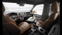 Bisneta da Kombi, VW Transporter vira picape Tristar no Salão de Hannover