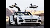 Mercedes SLS AMG Black Series chega ao Brasil pela bagatela de R$ 1,17 milhão
