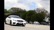 AMG Performance Tour em SP - Confira belas (e exclusivas) imagens do evento