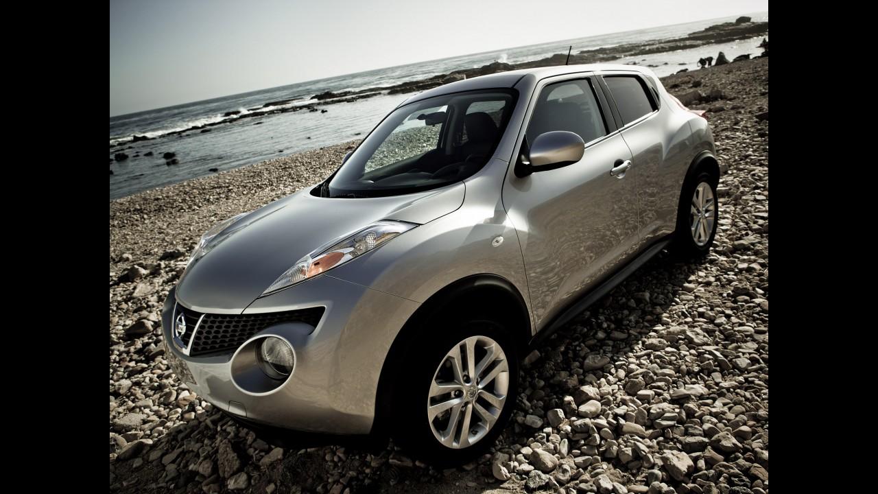 Nissan convoca 11 mil unidades do crossover Juke para recall nos Estados Unidos