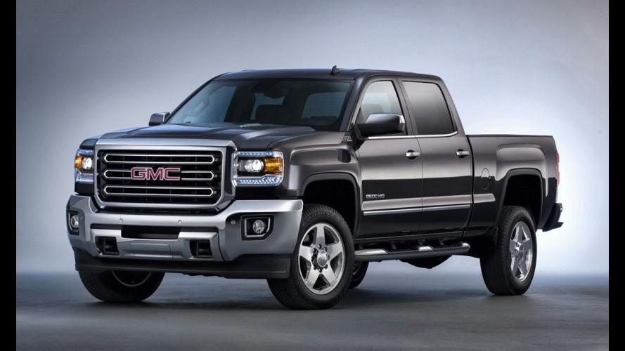 GM lançará versões movidas a gás natural para Silverado e Sierra