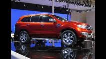 Ford finaliza desenvolvimento do Everest; SUV da Ranger chega ao Brasil em 2015