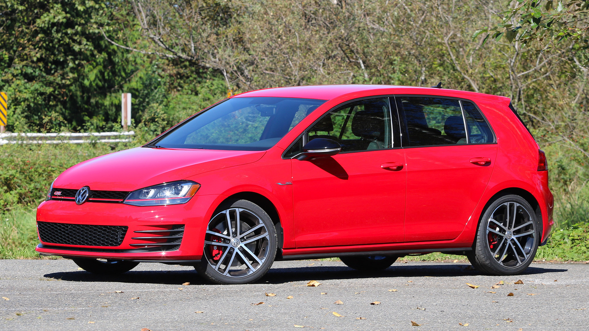 review 2017 volkswagen golf gti sport